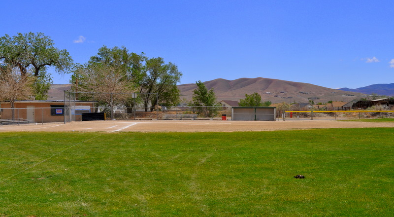 Baseball Complex Out of Town Park
