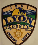 Lyon County Badge