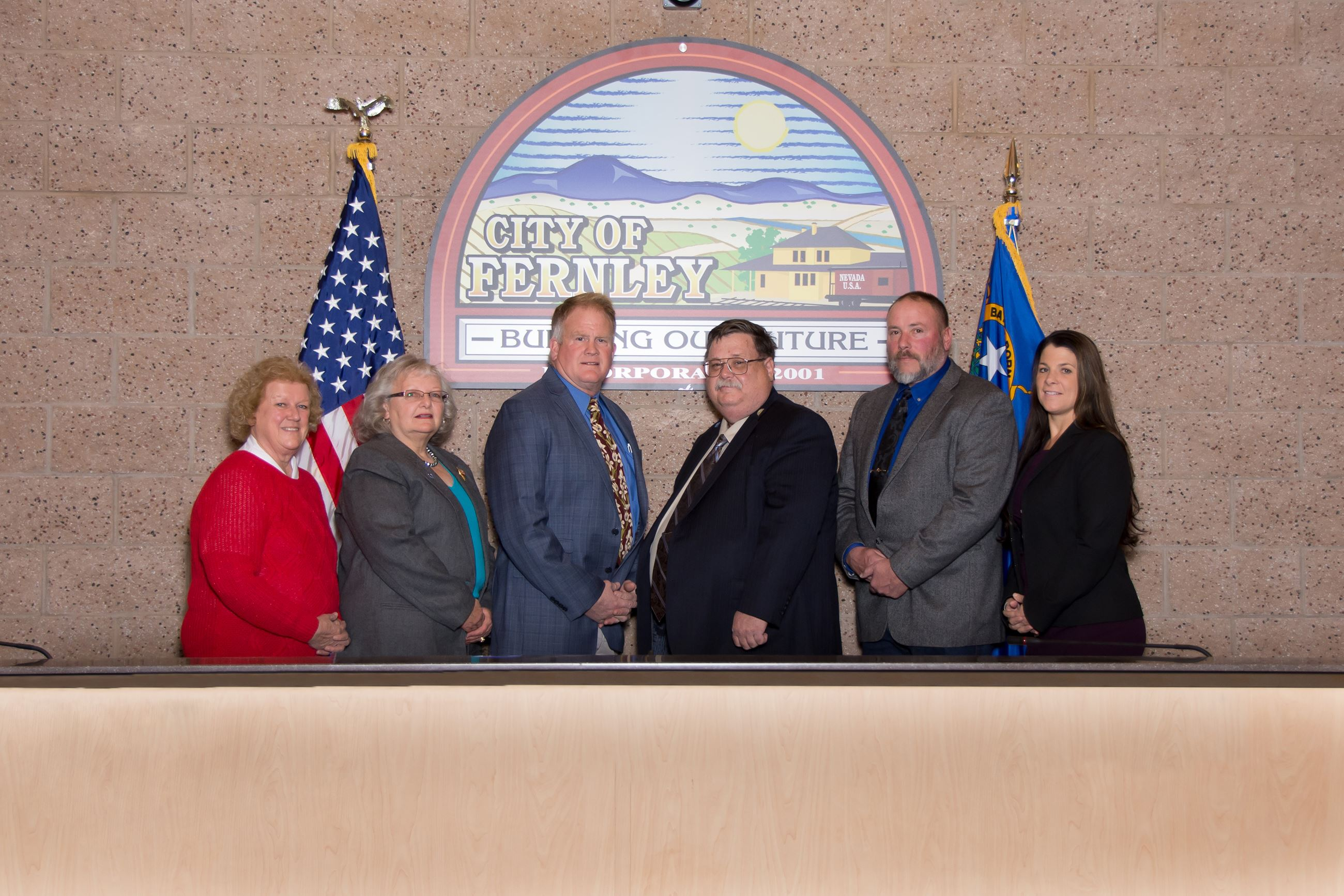 Fernley Mayor & Councilmembers