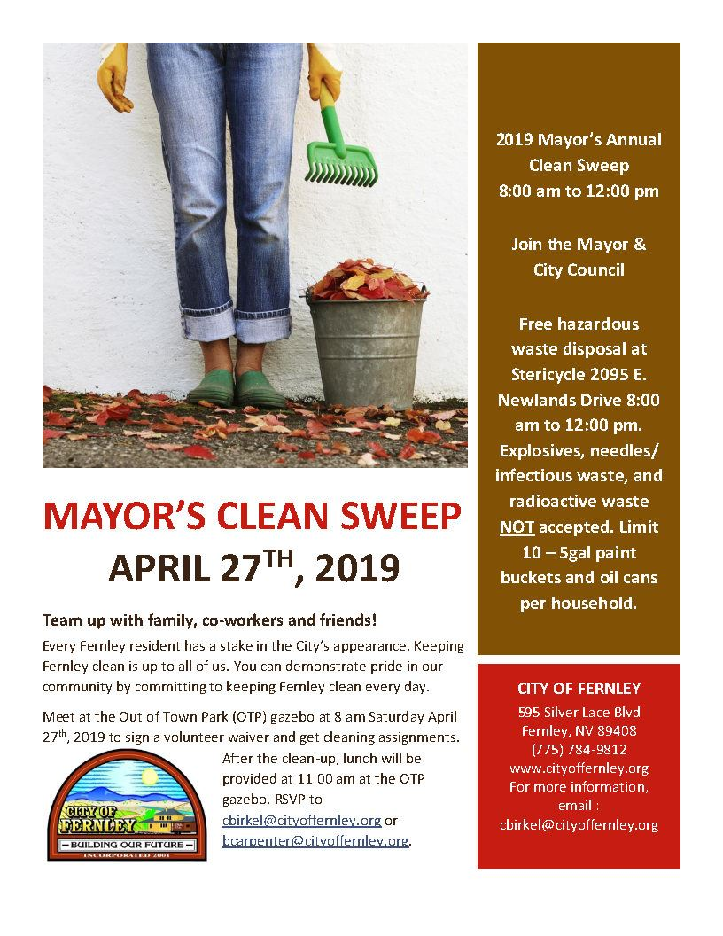 2019 Mayors Clean Sweep flyer revised