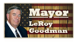 Mayor LeRoy Goodman