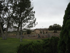 Photo of Fernley Cemetery